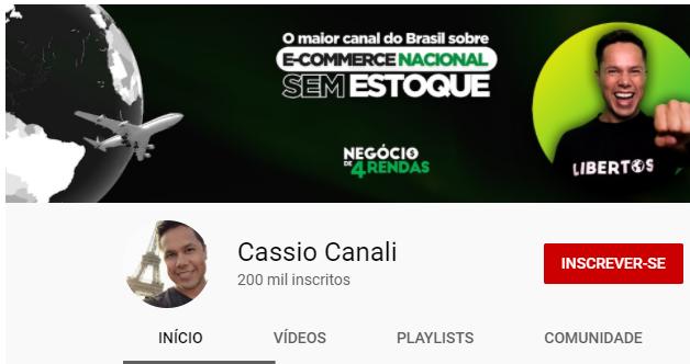 cassio canali youtube